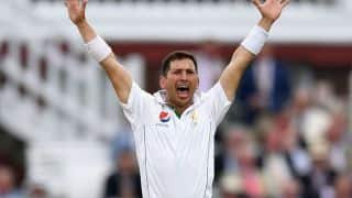 Comeback man Yasir Shah satisfied with steady progress