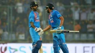 India vs Pakistan: Shikhar Dhawan, Rohit Sharma make highest first-wicket partnership for India during a run chase