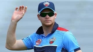 Steve Smith turns coach for local club in Australia