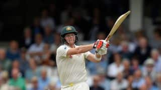 Steven Smith goes past 3000 Test runs on first day of 5th Ashes Test at The Oval
