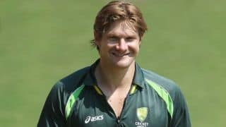 Watson may not bowl against SA