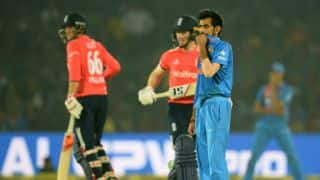 Indian spinner Yuzvendra Chahal confident ahead of 2nd T20I against England