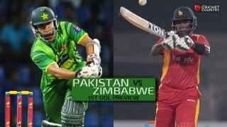 Pakistan vs Zimbabwe, 1st ODI at Lahore: Preview