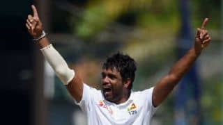 Dilruwan Perera added to Sri Lanka's squad for 2nd Test against New Zealand