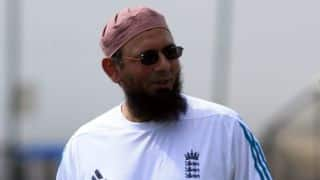Saqlain Mushtaq roped in as England's spin coach