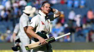 India vs Australia, 1st Test,  Day 3: Lunch Break – Hosts need 441 runs to win in Pune Test