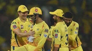 Video: CSK beat DC by 80 runs, move to top spot