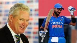 Asia Cup 2018: Kohli irreplaceable but India not a 'one-man' team – Dean Jones