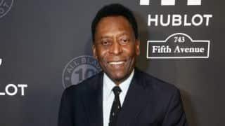 Pele hails new Brazil coach Tite