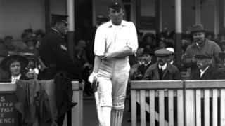 Ashes 1907-08: England swept away by Warwick Armstrong and rain