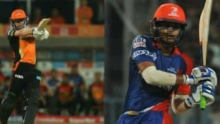 Highlights,IPL 2018, SRH vs DD, Full Cricket Score and Updates, Match 36 at Hyderabad: SRH win by 7 wickets