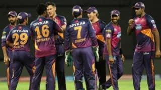 Delhi Daredevils vs Rising Pune Supergiants, IPL 2016, Match 33 at Delhi: JP Duminy's 34, Ajinkya Rahane's 63, and other highlights