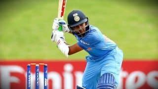 रोहित शर्मा, पृथ्वी और रहाणे से हैदराबाद की टीम को निपटना होगा
