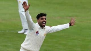 Shadab Khan ruled out of 1st Test against Australia in Dubai