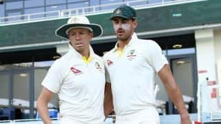 Peter Siddle in as cover for Mitchell Starc in Australia's T20I squad