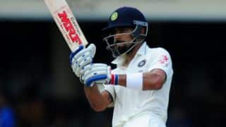 Virat Kohli's birthday song sung by spectators during India vs South Africa 1st Test in Mohali