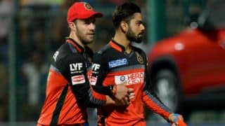 Kohli reveals batting tricks he learnt from ABD during SA Test series