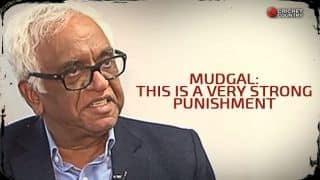 IPL verdict will restore faith in BCCI, says Justice Mukul Mudgal