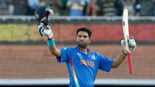 Yuvraj Singh included in India's T20I squad for Australia tour 2015-16