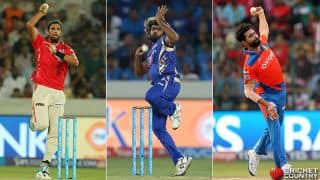 IPL 2017: Bowlers who conceded most runs in a spell