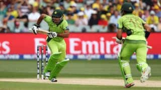 Pakistan's slide in ODI rankings dubbed an embarassment by Rameez Raja