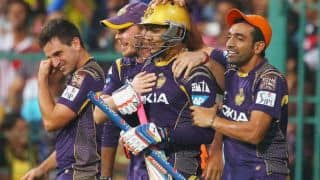 The consistency of KKR's chase