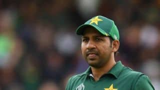 CWC 2019: We didn't play well against the short ball, says Pakistan skipper Sarfraz Ahmed