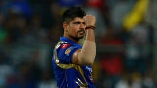 Karn completes 50 IPL wickets