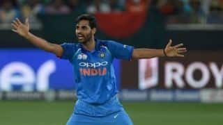 Undercooked Bhuvneshwar India's only worry: Sunil Gavaskar