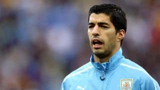 Uruguay President welcomes Suarez back