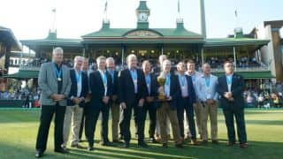 Australia's 1987 World Cup winning squad honoured with medals