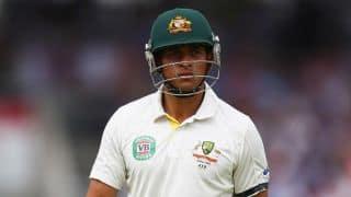 भारत के खिलाफ टेस्ट सीरीज से पहले फिट हो जाएंगे उस्मान ख्वाजा