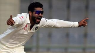 Ravindra Jadeja climbs to No. 7 in ICC rankings for Test bowlers