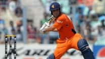 Netherlands break record of most runs in powerplay in T20s