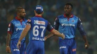 Kagiso Rabada holds his nerve as Delhi edge out Kolkata in Super Over at Kotla