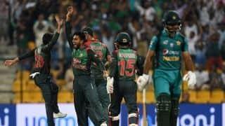 Asia Cup 2018: Saqlain Mushtaq slams Pakistan coach Mickey Arthur after defeat against Bangladesh