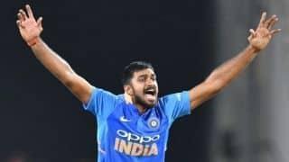 I never think about World Cup selection: Vijay Shankar