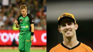 Adam Zampa, Mitchell Marsh charged for misconduct in BBL 2016-17