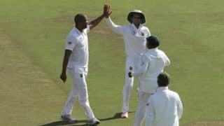 South Africa vs Sri Lanka, 3rd Test, Day 2: Hosts trail by 380 at tea