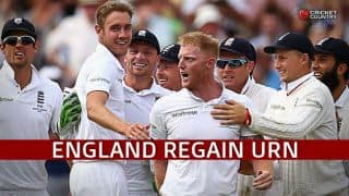 England regain Ashes, annihilate Australia by an innings and 78 runs in 4th Test at Trent Bridge