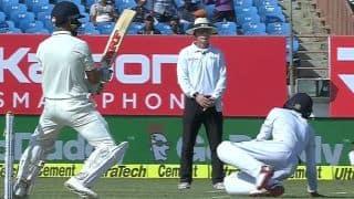 India vs England, 1st Test: Virat Kohli breaks records with bizarre dismissal