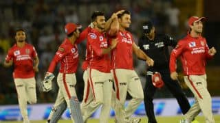 IPL 2017: R Sridhar is happy with Kings XI Punjab's fielding