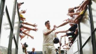 Alastair Cook registers highest score by a batsman to carry bat during 4th Ashes Test