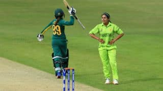 WWC 17: SA panic, yet clinch thriller against PAK by 3 wickets