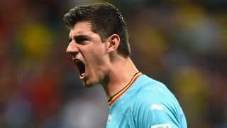 Argentina warned by Belgium goalkeeper Thibaut Courtois ahead of FIFA World Cup 2014 QF