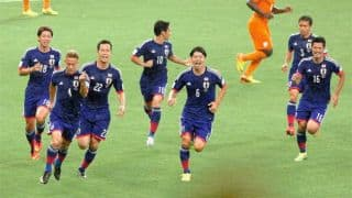 Japan to go for 3 points against Greece