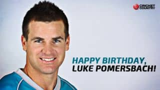 Happy Birthday, Luke Pomersbach!