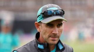 Justin Langer hopes to find best batsmen for Pakistan Tests from A squad tour of India