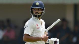 Virat Kohli, KL Rahul secure India against Sri Lanka at Lunch on Day 1 of 2nd Test at Colombo