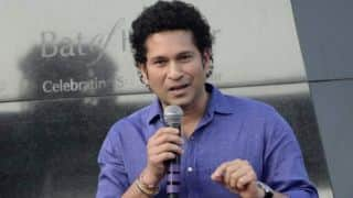 Sachin Tendulkar thanks countrymen for backing Indian contingent in Rio Olympics 2016